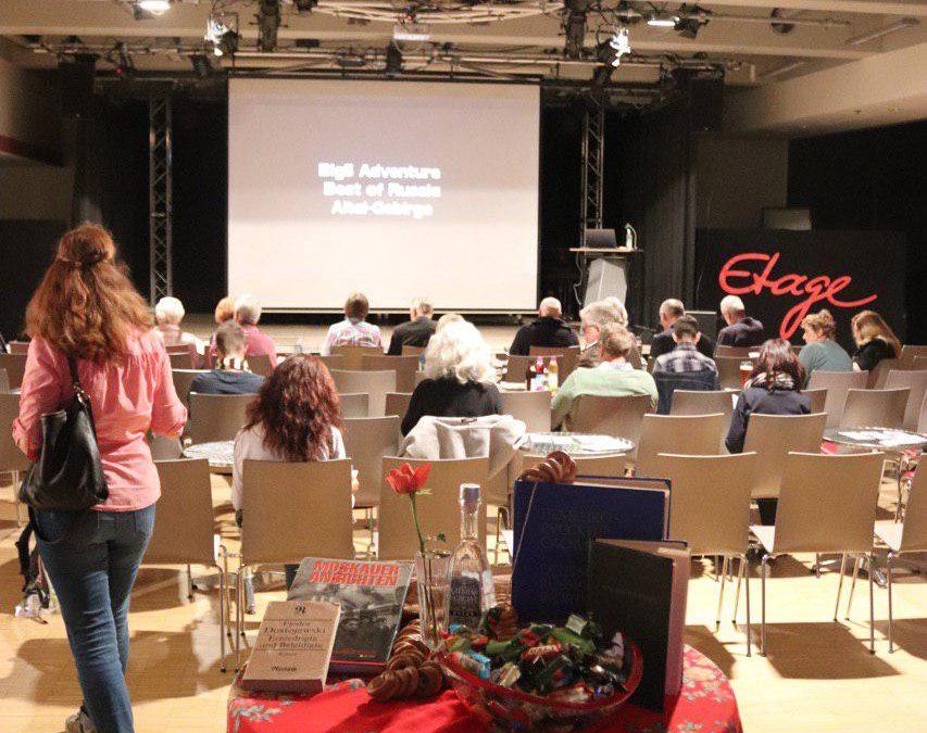 Big5 Reisevorträge in Stuttgart und München